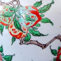 Shunzhi Famille Verte Baluster Jar