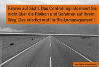 Risiko-Consulting - Auch im Mittelstand ist Controlling kein Ersatz für Risikomanagement