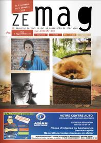 ZE mag DAX n° 80 novembre 2018