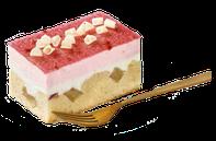 Feiner Sahne-Rhabarberkuchen zum selbst konfigurieren, Saurer Früchteliquid, saures Fruchtliquid