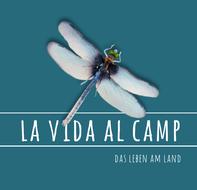 Logo:La vida al camp. In German: Das Leben am Land