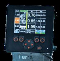Landwirtschaft Plendl Lenksysteme Lenkhilfen TERRA CARE Reifendruckregelanlagen Kameras Agrar-Software Stickstoffdünger Bodenproben TERRA CARE Display