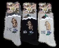 Socken mit Murmeltier für Kinder