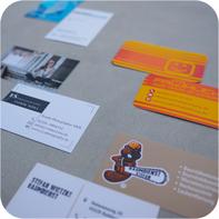 Wir erstellen Ihr Flyer, Visitenkarten und Druckmedien fachgerecht und individuell in Hattingen