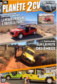 Newsletter Planète 2CV - N° 18