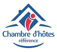 logotype Chambre d'hôtes référence®