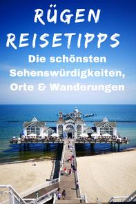 Rügen Sehenswürdigkeiten und Urlaub Tipps: Binz