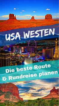 Rundreise USA Westen 3 Wochen