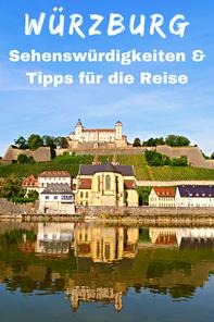 Würzburg Sehenswürdigkeiten 1 Tag