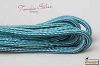 Türkis-Silver
