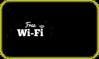 Free wifi Hotel du Chateau