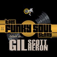 radioshow the Funky Soul story S13/E08 - Tribute to... Gil Scott-Heron