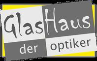 Logo GlasHaus - der optiker