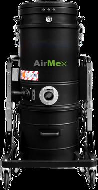 AirMex JUST 65 Industriesauger Staubklasse H Staubklasse M HEPA H14 Industriestaubsauger