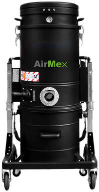 AirMex JUST 100 Industriesauger Staubklasse H Staubklasse M HEPA H14 Industriestaubsauger