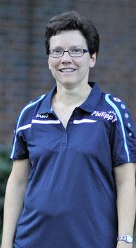 Daniela Kos will mit der Hülser Erstvertretung wieder oben angreifen.