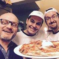 pizzaioli del Centrale