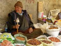 Auf dem Markt in Leh, Ladakh