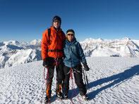Saribung Peak - 6346 m