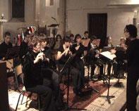 Orchestre (direction Frédérique)