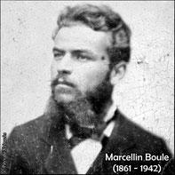Marcellin Boule en 1881 - Fonds Gizolme - Coll. Mairie de Montsalvy