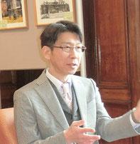 Japanese Hiroshi Miyauchi Counseling for foreigners