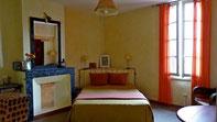 bed and breakfast, chambres d'hôtes Farniente à Aigues-Mortes, chambre Paso doble