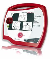 DEFIBRILLATORE AED SAM