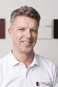 Andreas Mühlheim – Inhaber – Dipl. Physiotherapeut BSc/ BFH
