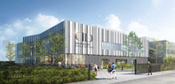 Campus Ducasse Éducation à Meudon.