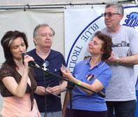 Victoria Kurchenko, Boris Borukaev, Irina Aks, Aleksandr Shor