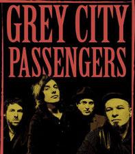 GREY CITY PASSENGERS - s/t