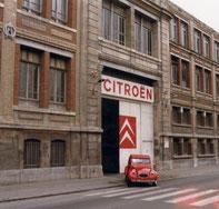 Usine Citroën de Levallois-Perret (avant 1989)