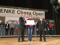 GRENKE Chess Open 2016, Abschlussbericht
