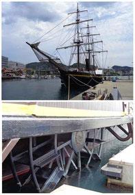 観光丸(長崎港)