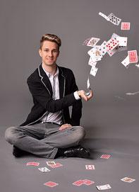Zauberer Magic Dominik