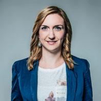 Finanzbuchhalterin Nadine Wolf