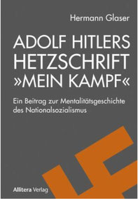 "Titel ""Adolf Hitlers Hetzschrift ""Mein Kampf"""""