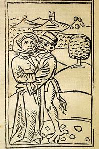 Ulrich Molitor, Teufelsbuhlschaft, ca. 1489