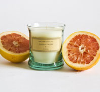 Home fragrance PR. Aromatherapy candle from Aequill