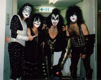 Spiro Simmons & KISS