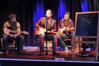 ...jede Menge Erkenntnisse beim Blues-Workshop mit Kai Strauss in Moers (Foto: Nilles)