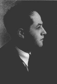 Robert Raphael Geis 1935 (aus seinem Nachlass im Leo Baeck Instiute New York)