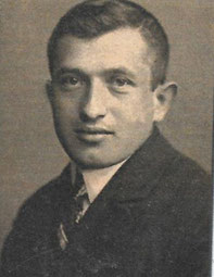 Isaak Goldberg ca. 1925