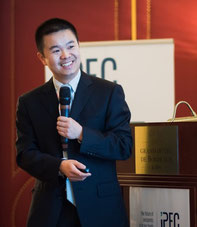 Photo of Colin Li, IPEC China chair