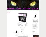 Katzengenetik, Vererbung der Fellfarben und Fellmuster bei Katzen, www.katzengenetik.com