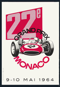 XXII° Grand Prix Automobile de Monaco de 1964