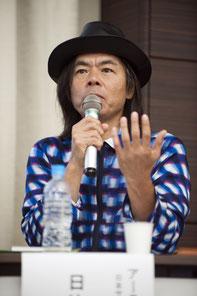 日比野克彦さん(写真:横関一浩)
