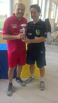 Cesare Natoli 3° classificato cat. Open