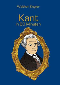 Immanuel Kant; Bild von Immanuel Kant; Comiczeichnung von Immanuel Kant; Buchcover von Buch über Immanuel Kant